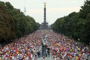 Maratona di Berlino 2014 - 41esima BMW Berlin Marathon