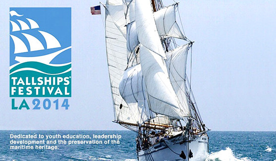 Tall Ships Festival – Los Angeles 2014