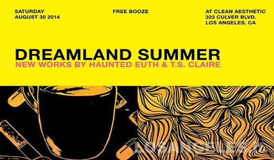 Mostra di arte contemporanea - Dreamland Summer