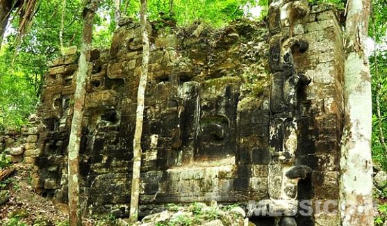 Riportate alla luce due antiche città Maya