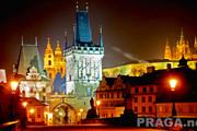 Winter Fun Festival a Praga