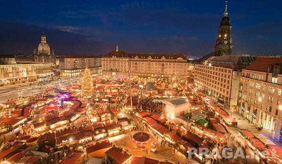 Mercatino di Natale a Praga