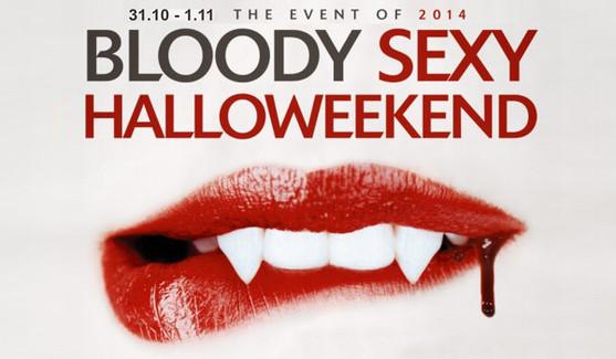 Concerto di Halloween Sexy Bloody a Praga
