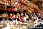 Mercatino di Natale a Perugia