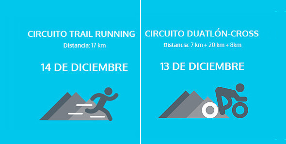 Garoe Duo Race - Trail Running e Duathlon Cross