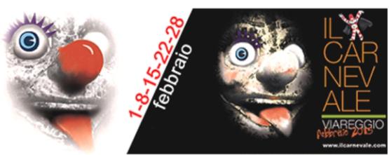 Scatta filma e racconta la magia del Carnevale a Viareggio