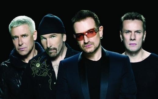 U2 in Concerto a Torino
