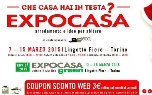 Expocasa 2015 Salone arredamento