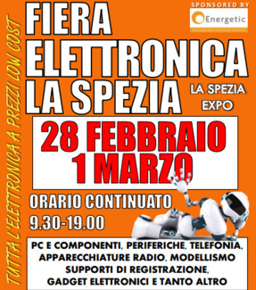 Fiera Elettronica La Spezia