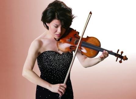 Concerto Violinista Kyoko Takezawa