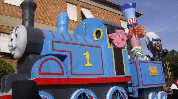 Carnevale dei ragazzi a Sant Eraclio - Foligno