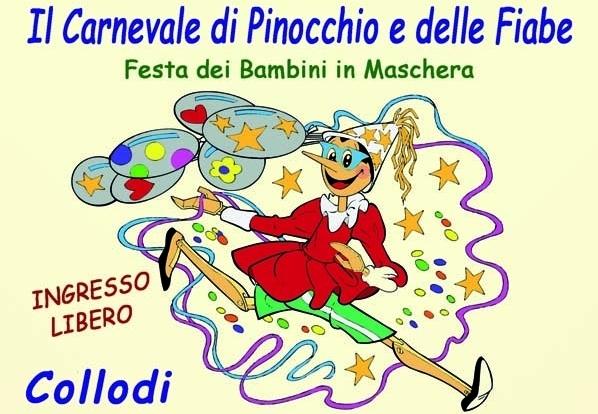 Il Carnevale di Pinocchio e delle Fiabe