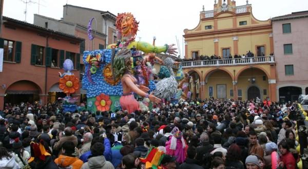 Ritorno entusiasmante del Carnevale di Cento