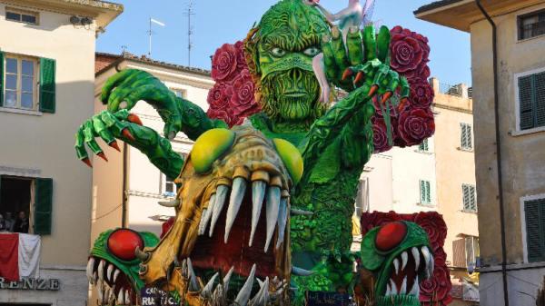 Re Giocondo 476esimo - Carnevale di Foiano