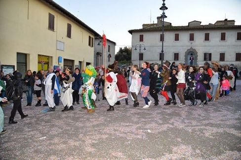 Carnevale 2015 a Bettolle
