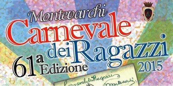 Carnevale dei Ragazzi a Montevarchi