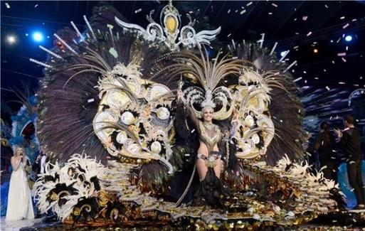 Adtemexi Cruz Hernandez Nuova Registrane del Carnevale di Tenerife