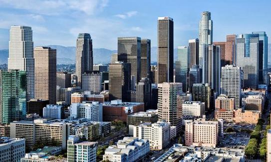 Los Angeles nelle prime 20 città più sicure