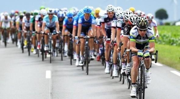 Corsa Ciclistica Tirreno-Adriatico 2015 - Arezzo