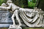 Cimitero Monumentale di Bonaria a Cagliari