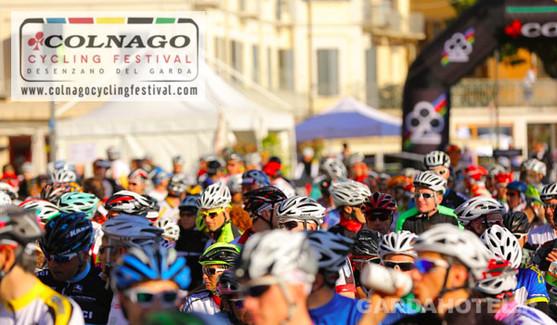 Terza Edizione Colnago Cycling Festival