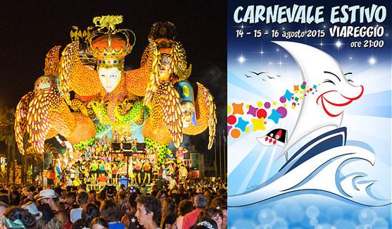 Carnevale Estivo di Viareggio