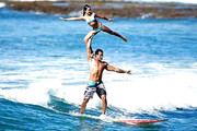Tandem Surf alle isole Hawaii