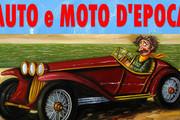 Raduno a Boccheggiano di Moto e Auto dEpoca