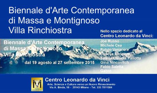 Biennale d Arte Contemporanea