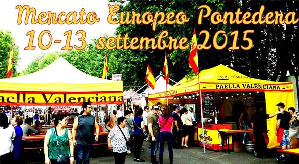 Europa in Piazza a Pontedera