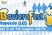 BavieraFest, Festa della birra bavarese ad Altopascio
