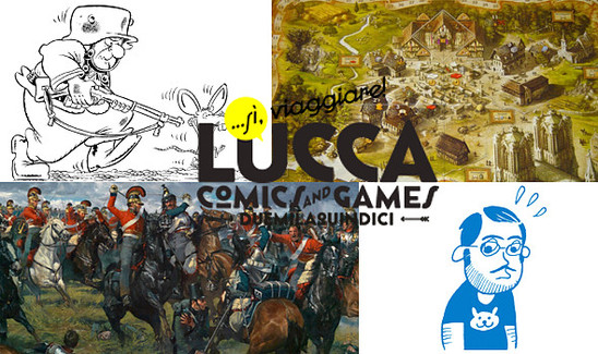 Lucca Comics and Games 2015 - Mostre
