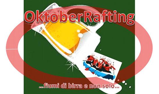 Oktober Rafting a Bagni di Lucca