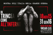 Mostra - In Trincea come all'Inferno