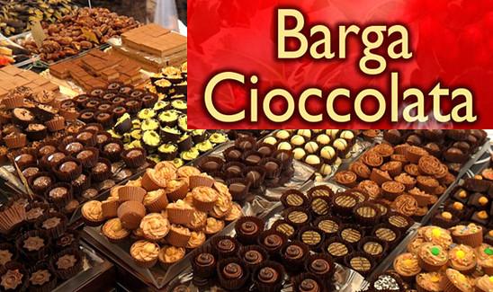 Barga Cioccolata 2015