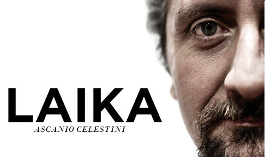 Ascanio Celestini con Laika al Teatro dei Differenti