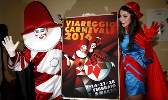 Carnevale di Viareggio 2016