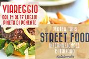 Lo Street Food di Platea Cibis a Viareggio