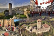 Pescia - Medieval Italy