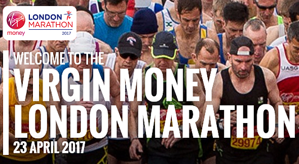 Maratona di Londra - VIRGIN MONEY LONDON MARATHON