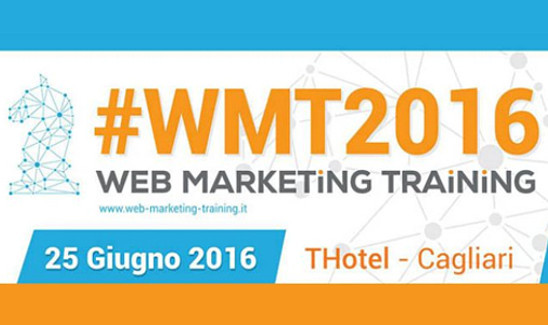 Web Marketing Training 2016 a Cagliari