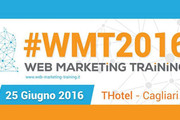 Web Marketing Training 2016 a Cagliari