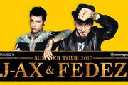 J-Ax e Fedez Summer Tour 2017 a La Maddalena