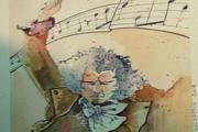 Un compitese omaggia Beethoven