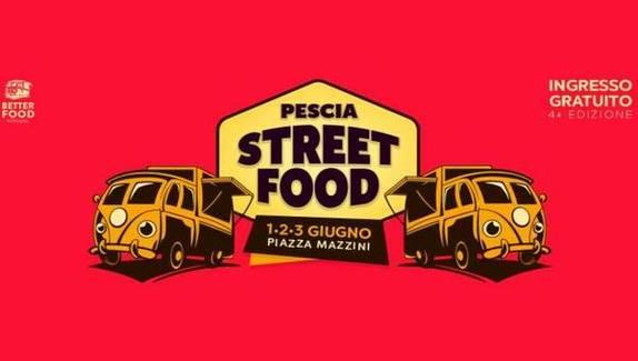 Street Food approda a Pescia