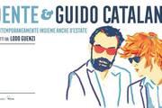 Dente e Guido Catalano al Bolognini