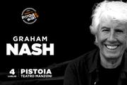 Graham Nash al Teatro Manzoni