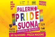 In piazza con il Palermo Pride