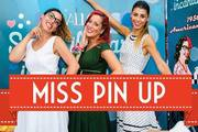 Miss pin up a Forte dei Marmi