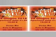 E' tempo di Fiesta a Buggiano